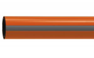 Высококачественные материалы шланга, позволяют выдерживать давление до 20 бар.