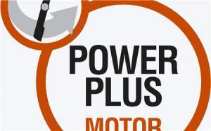 Мощный двигатель PowerPlus и нож DuraEdge™