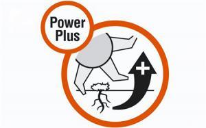 Мощный двигатель PowerPlus