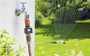 Подсоедините и экономьте воду
