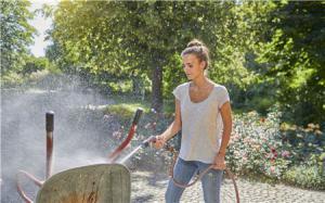 Водосберегающая очистка с помощью ecoPulse™