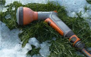Защита от мороза.