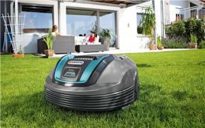 Доверьте ваш газон газонокосилке-роботу GARDENA Sileno city 250